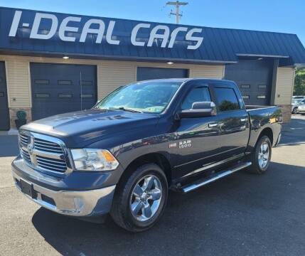 2013 RAM Ram Pickup 1500 for sale at I-Deal Cars in Harrisburg PA
