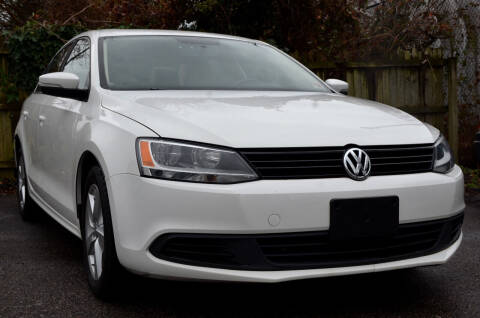 2011 Volkswagen Jetta for sale at Wheel Deal Auto Sales LLC in Norfolk VA