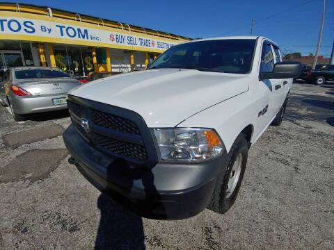 2015 RAM Ram Pickup 1500 for sale at Autos by Tom in Largo FL