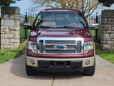 2010 Ford F-150 for sale at Blue Ridge Auto Outlet in Kansas City MO