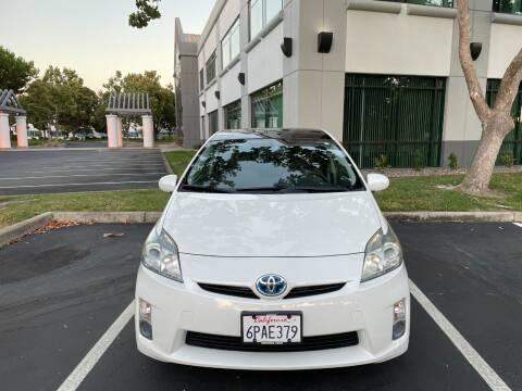 2010 Toyota Prius for sale at Hi5 Auto in Fremont CA