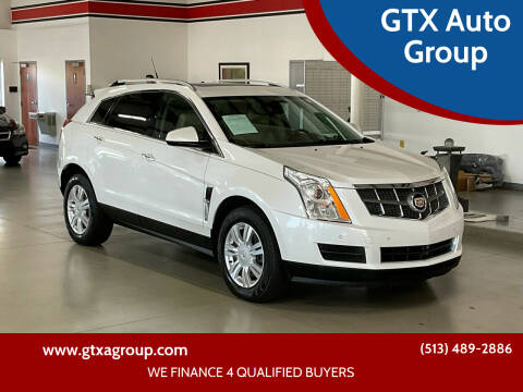 2012 Cadillac SRX for sale at GTX Auto Group in West Chester OH