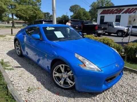 2009 Nissan 370Z for sale at Beach Auto Brokers in Norfolk VA