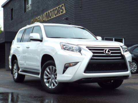2018 Lexus GX 460 for sale at Carena Motors in Twinsburg OH
