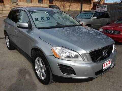 2011 Volvo XC60 for sale at R & D Motors in Austin TX