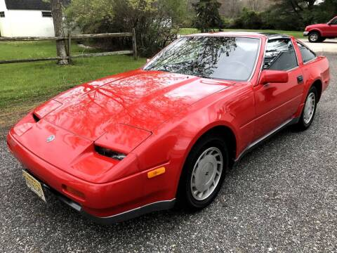 1987 Datsun 300ZX for sale at Black Tie Classics in Stratford NJ