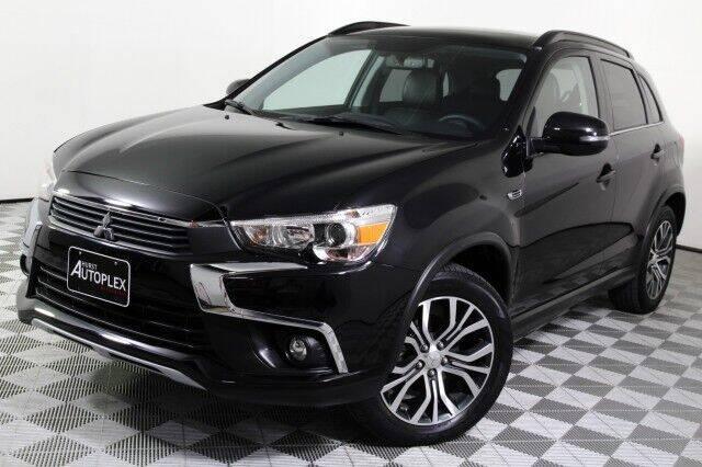 2017 Mitsubishi Outlander Sport for sale in Hurst, TX