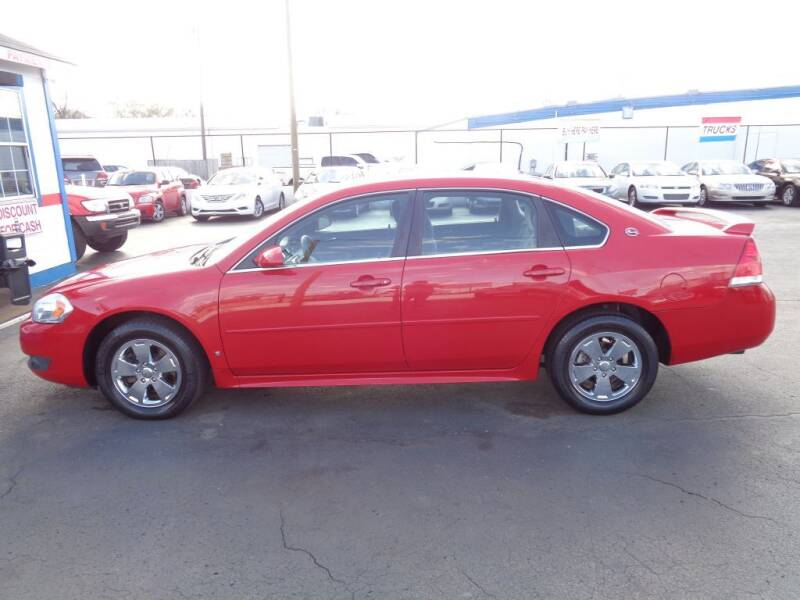 2011 Chevrolet Impala for sale at Cars Unlimited Inc in Lebanon TN