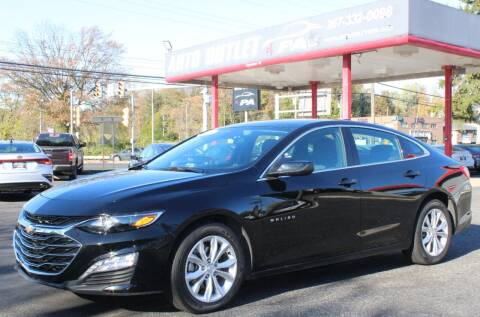 2020 Chevrolet Malibu for sale at Deals N Wheels 306 in Burlington NJ