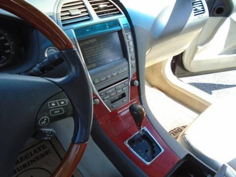 2007 Lexus ES 350 for sale at Gemini Auto Sales in Providence RI
