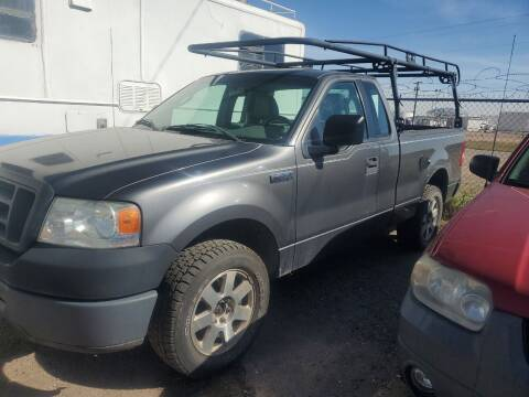 2006 Ford F-150 for sale at PYRAMID MOTORS - Fountain Lot in Fountain CO