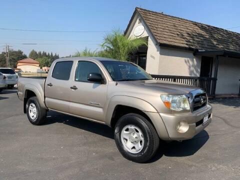 2007 Toyota Tacoma for sale at Three Bridges Auto Sales in Fair Oaks CA