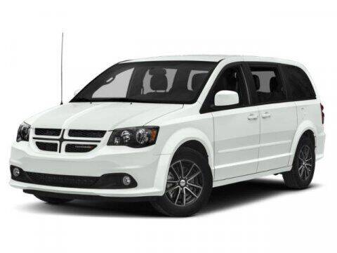 2019 Dodge Grand Caravan for sale at Hawk Ford of St. Charles in Saint Charles IL