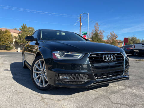 2015 Audi A4 for sale at Boktor Motors in Las Vegas NV