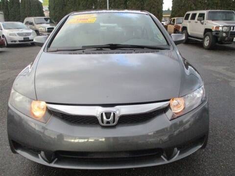 2009 Honda Civic for sale at GMA Of Everett in Everett WA