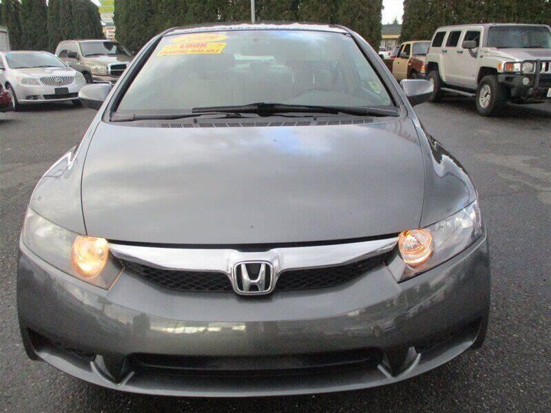 2009 Honda Civic for sale at GMA Of Everett in Everett WA