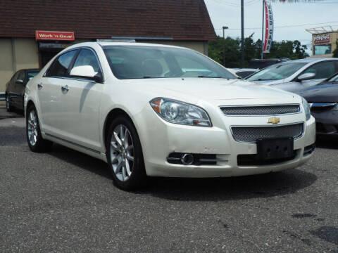 2010 Chevrolet Malibu for sale at Sunrise Used Cars INC in Lindenhurst NY