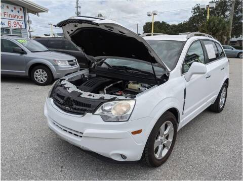 2014 Chevrolet Captiva Sport for sale at My Value Car Sales in Venice FL