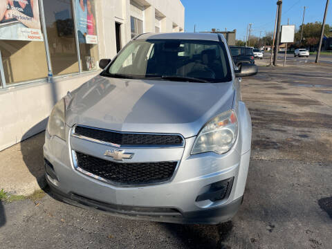 2014 Chevrolet Equinox for sale at National Auto Sales Inc. - Hazel Park Lot in Hazel Park MI