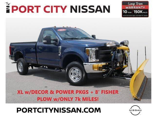 2018 Ford F-250 Super Duty for sale in Portsmouth, NH