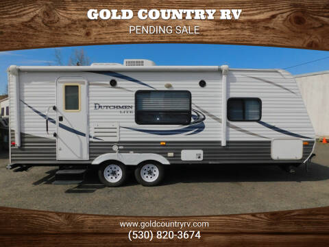 2010 Dutchmen 25CGS for sale at Gold Country RV in Auburn CA