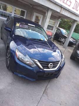 2017 Nissan Altima for sale at Track One Auto Sales in Orlando FL