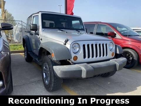 2008 Jeep Wrangler for sale at Jeff Drennen GM Superstore in Zanesville OH