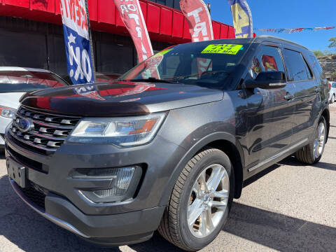 2016 Ford Explorer for sale at Duke City Auto LLC in Gallup NM