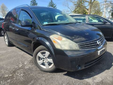 2007 Nissan Quest for sale at JD Motors in Fulton NY