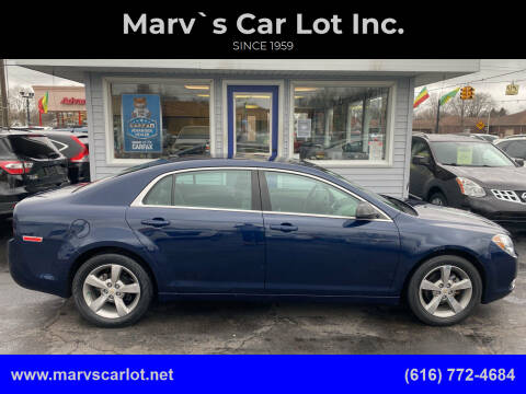 2011 Chevrolet Malibu for sale at Marv`s Car Lot Inc. in Zeeland MI