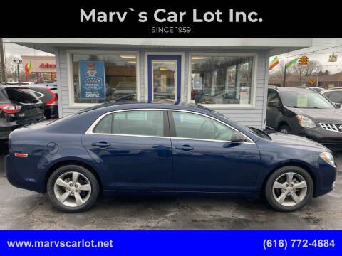 2011 Chevrolet Malibu for sale at Marv`s Car Lot Inc. in Zeeland MI