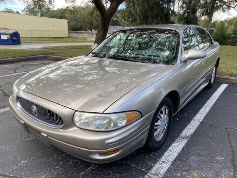2003 Buick LeSabre for sale at Florida Prestige Collection in St Petersburg FL