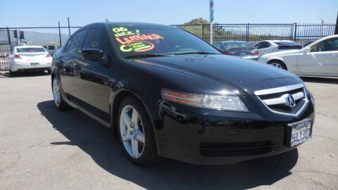 2006 Acura TL for sale at Luxor Motors Inc in Pacoima CA