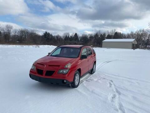 2005 Pontiac Aztek for sale at Caruzin Motors in Flint MI