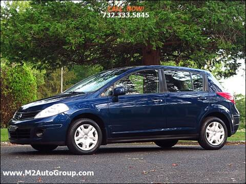 2012 Nissan Versa for sale at M2 Auto Group Llc. EAST BRUNSWICK in East Brunswick NJ