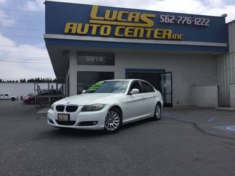 2009 BMW 3 Series for sale at Lucas Auto Center in South Gate CA