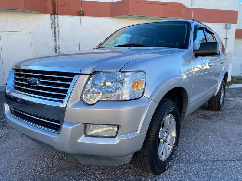 2010 Ford Explorer for sale at GERMANY TECH in Boca Raton FL