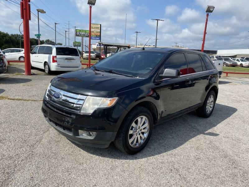 2010 Ford Edge for sale at Texas Drive LLC in Garland TX
