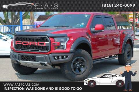2017 Ford F-150 for sale at Best Car Buy in Glendale CA