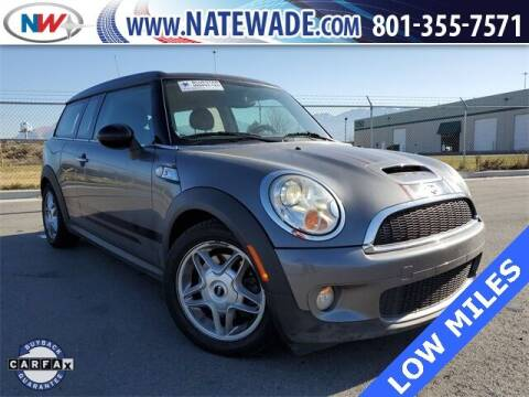 2010 MINI Cooper Clubman for sale at NATE WADE SUBARU in Salt Lake City UT