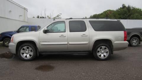 2008 GMC Yukon XL for sale at Superior Auto of Negaunee in Negaunee MI