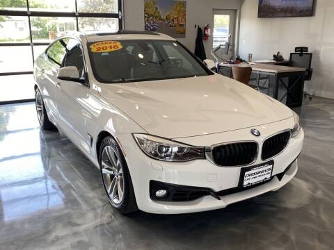 2016 BMW 3 Series for sale at Crossroads Car & Truck in Milford OH