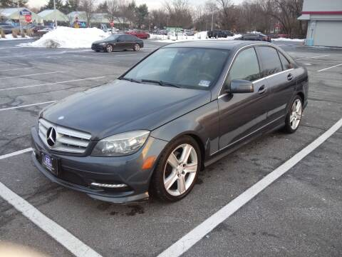 2011 Mercedes-Benz C-Class for sale at B&B Auto LLC in Union NJ