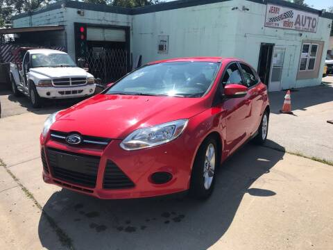 2014 Ford Focus for sale at Jerry & Menos Auto Sales in Belton MO