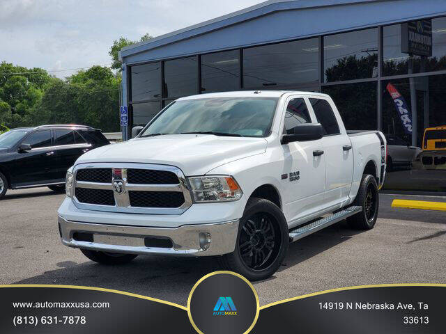 2017 RAM Ram Pickup 1500 for sale at Automaxx in Tampa FL