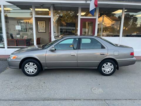2001 Toyota Camry for sale at O'Connell Motors in Framingham MA
