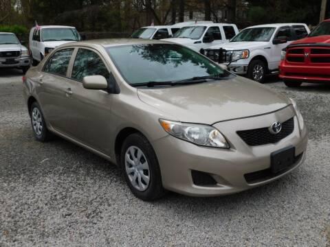 2010 Toyota Corolla for sale at Prize Auto in Alexandria VA