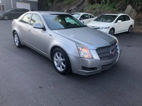2008 Cadillac CTS for sale at Diehl's Auto Sales in Pottsville PA