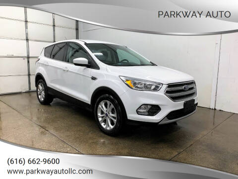 2017 Ford Escape for sale at PARKWAY AUTO in Hudsonville MI