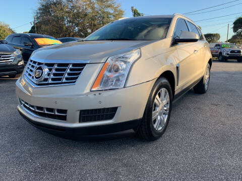 2016 Cadillac SRX for sale at Bargain Auto Sales in West Palm Beach FL